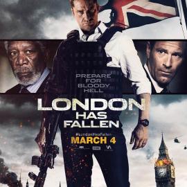 Падение Лондона (2016) Неубиваемый Джерард Батлер