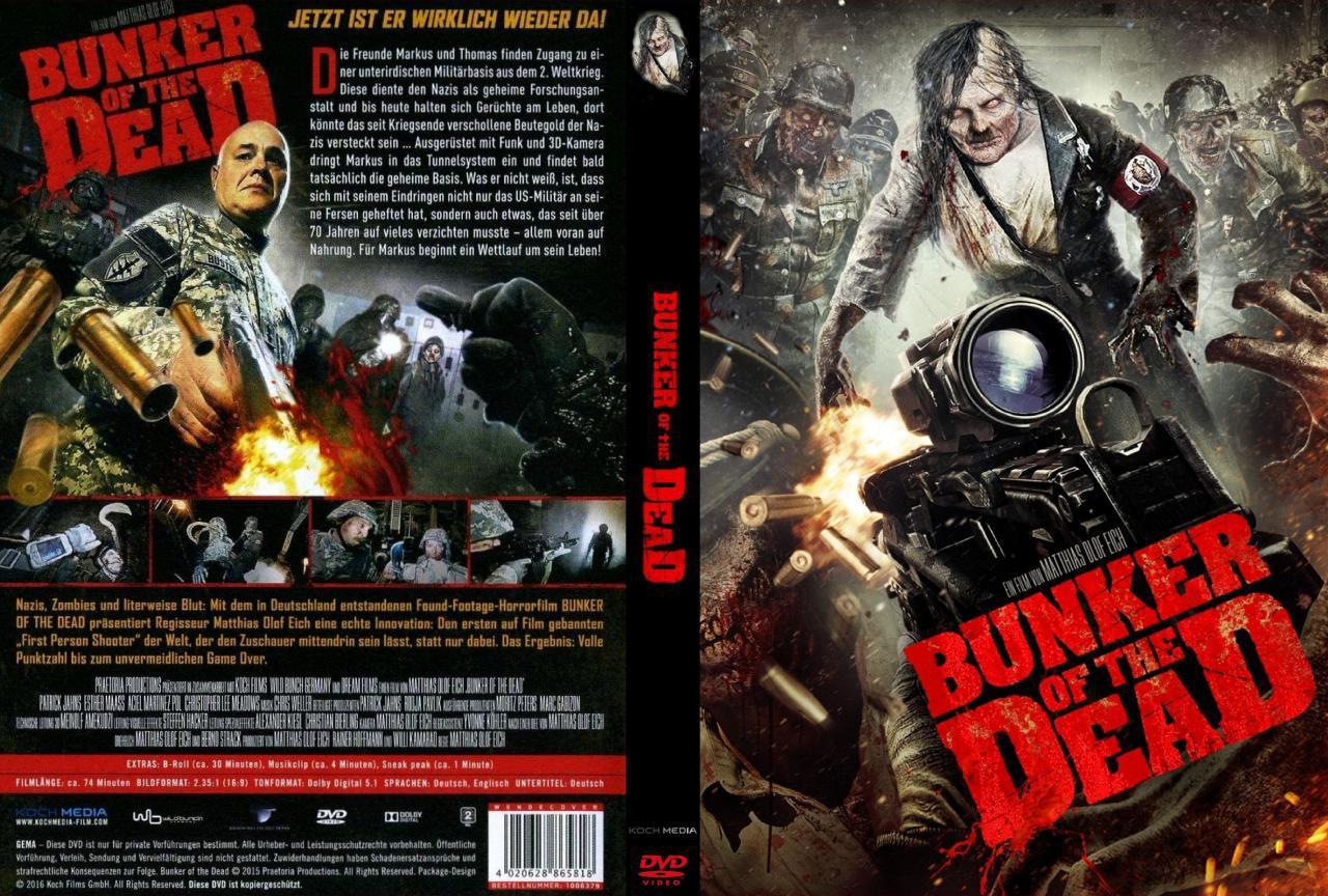 Запретная Зона 3D (2016) Крутой фильм про зомби от первого лица