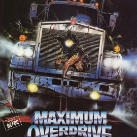 Максимальное ускорение (1986)