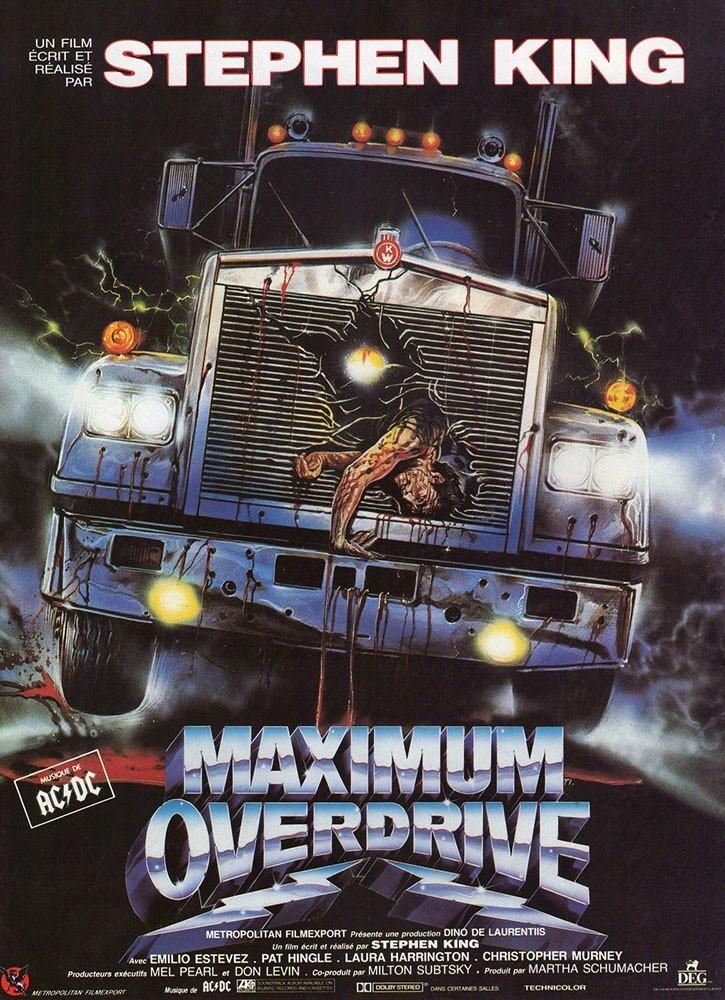 Максимальное ускорение (1986) + обзор Ностальгирующего Критика
