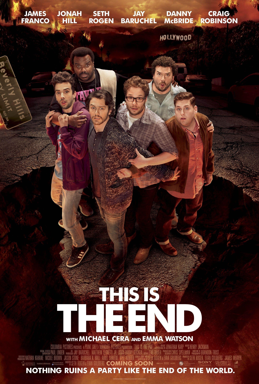 Конец света: Апокалипсис по-голливудски (2013)