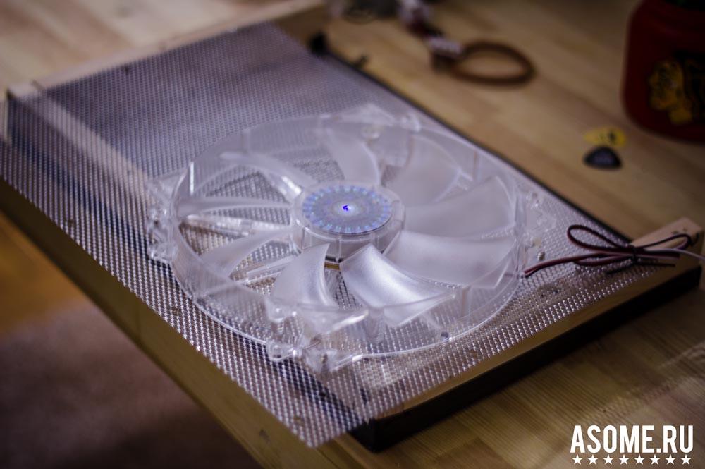 Охлаждающая подставка для ноутбука своими руками + Пошаговая инструкция и фото