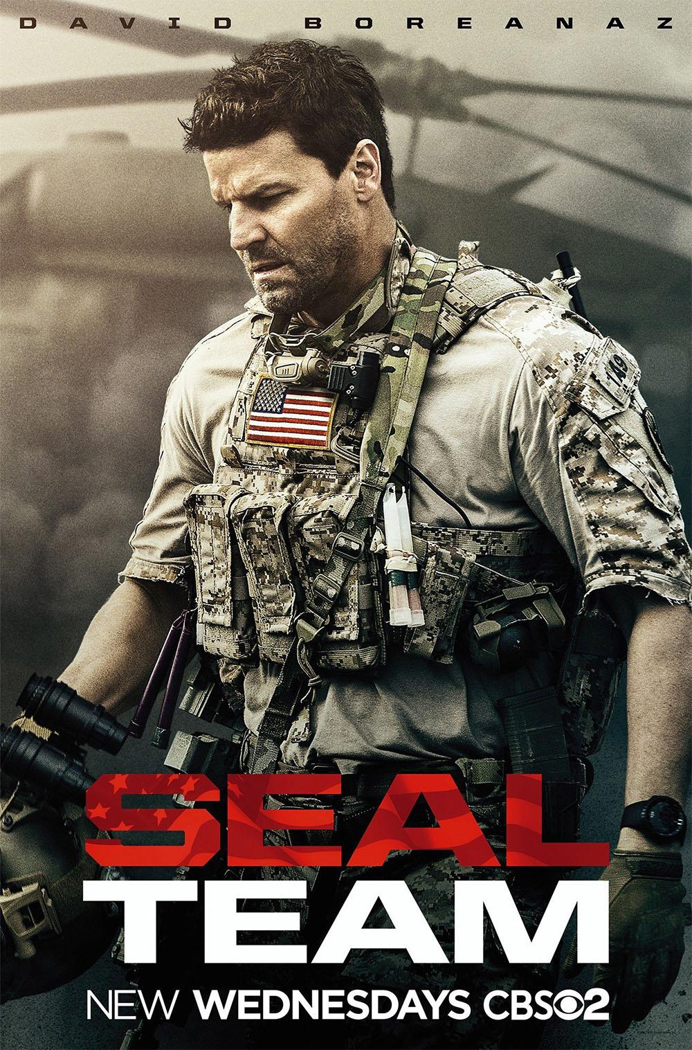 SEAL Team / Спецназ / Морские Котики (2017)