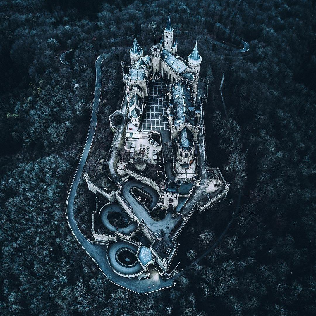 Замок Гогенцоллерн