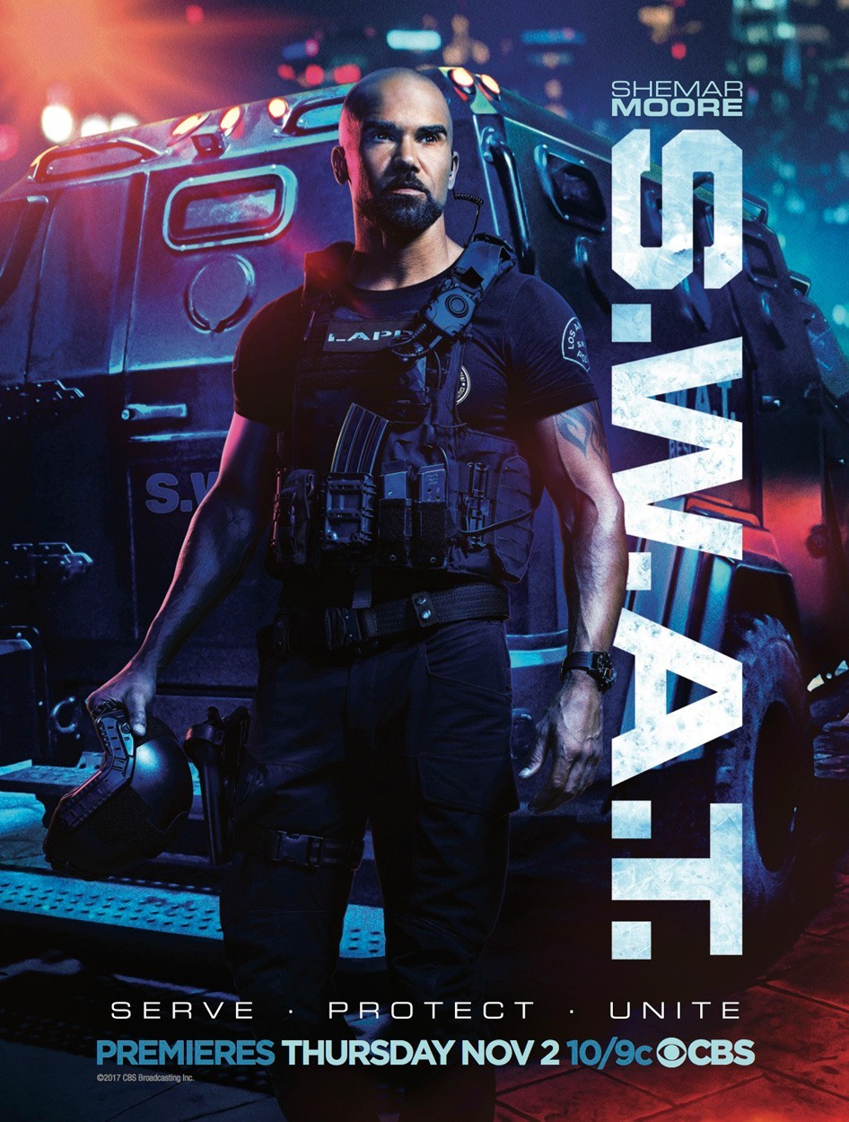 SWAT / Спецназ (2017) 2 сезон