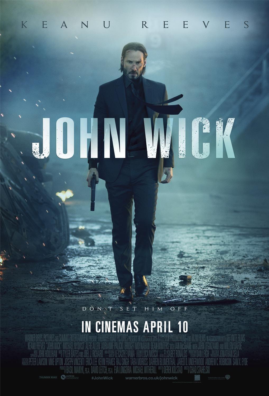 Джон Уик (2014)