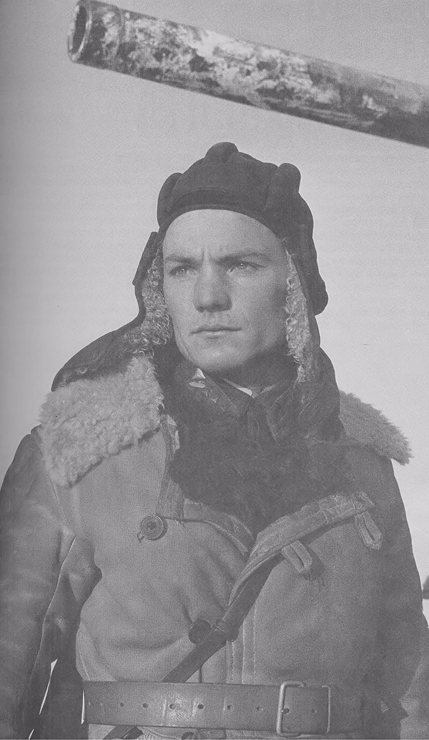 Герой Советского Союза Иван Тимофеевич Любушкин