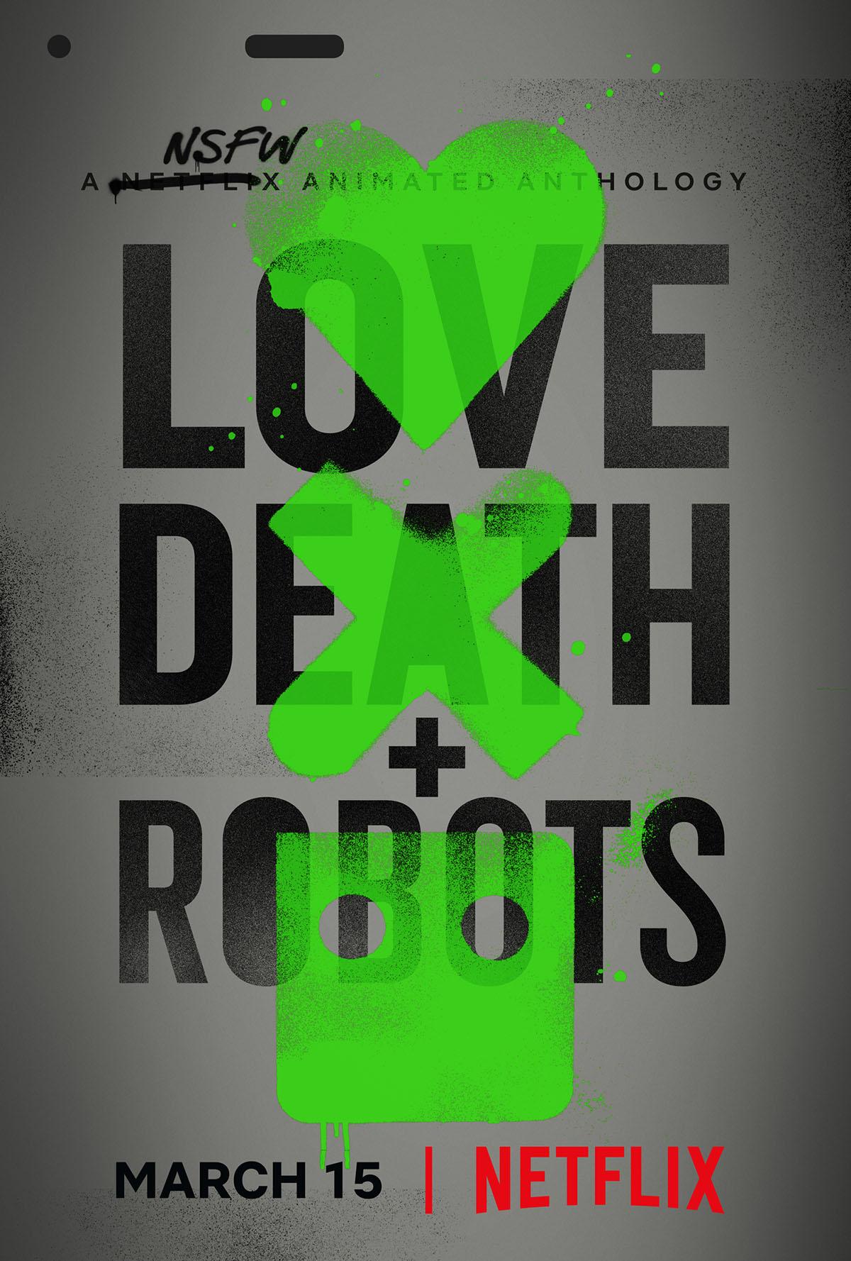 Любовь, смерть и роботы (2019)