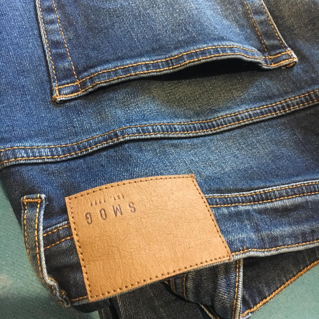 Влез в джинсы! А потом их купил!