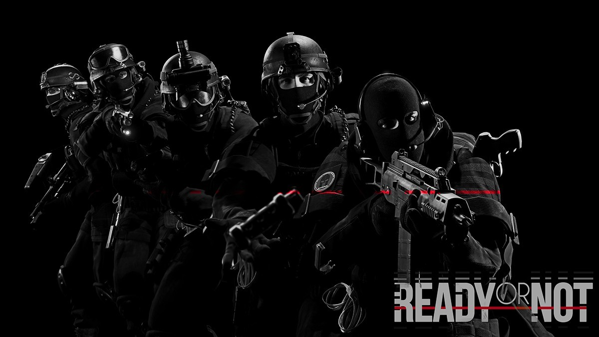SWAT 5 - Ready Or Not