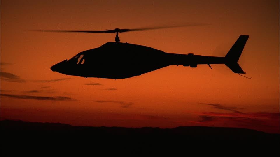 Максимальная высота полёта вертолёта