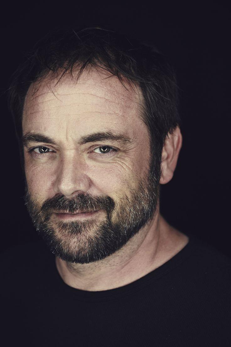 Марк Шеппард (Кроули) - мой учитель актёрского мастерства