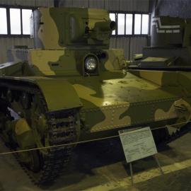 Телетанк – дистанционно управляемый танк