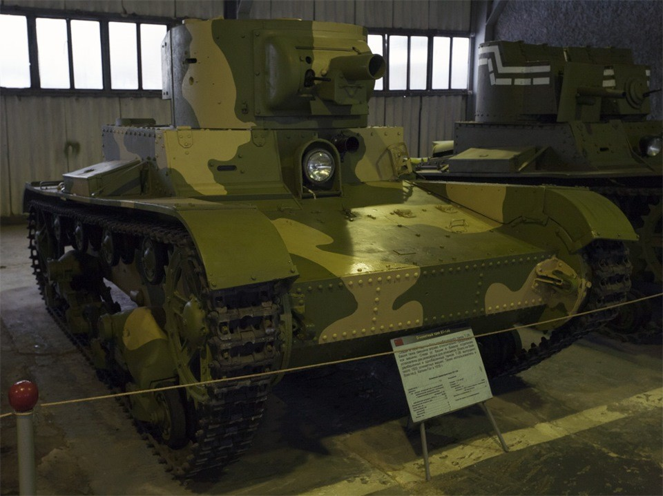 Телетанк - дистанционно управляемый танк