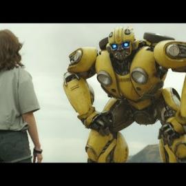 Трейлер: Бамблби (2018) Новый фильм про классного Трансформера