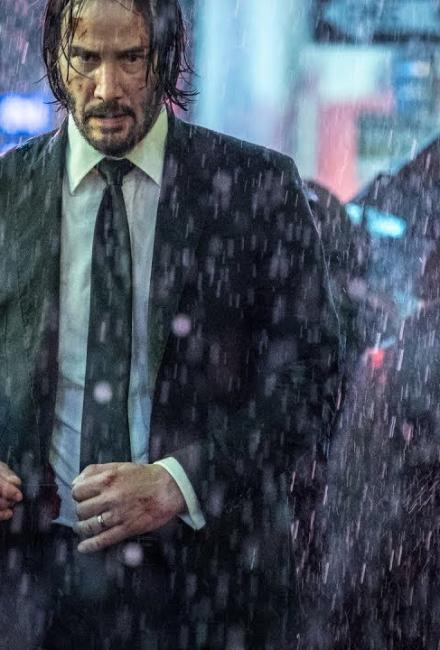 Трейлер: Джон Уик 3 (2019)