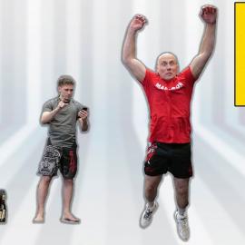 Развить выносливость без мучений: Тренировка для бойцов