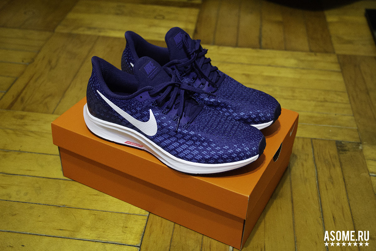 Беговые кроссовки Nike Air Zoom Pegasus 35