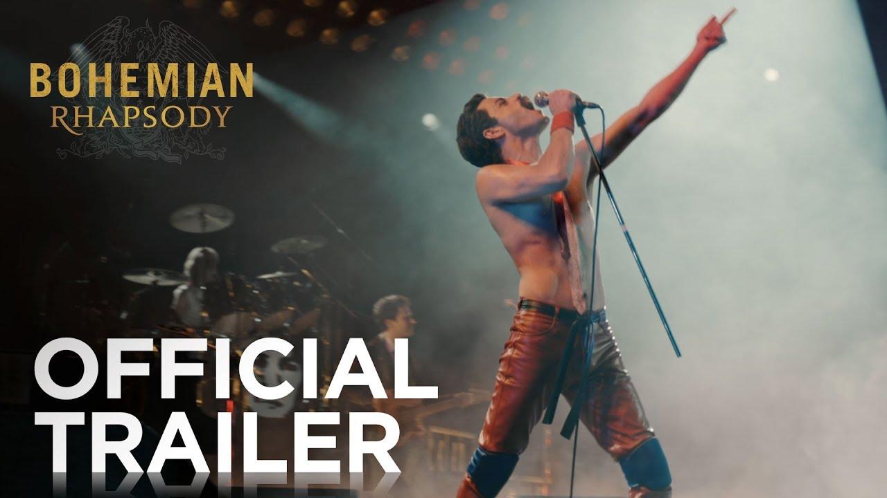 Трейлер: Bohemian Rhapsody (2018) Фильм про Фредди Меркьюри и группу Queen