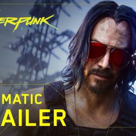 Cyberpunk 2077 – Официальный кинематографический трейлер с Е3 2019