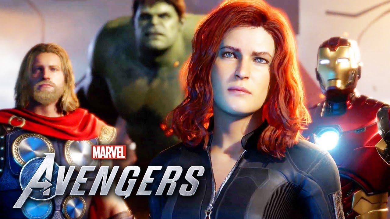 Marvel's Avengers - 'A-Day' Официальный трейлер. E3 2019