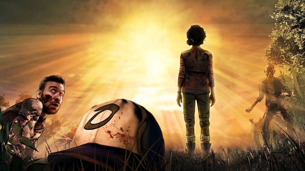 Eugene Sagaz: прохождение The Walking Dead: The Final Season