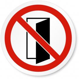 Дверь, которой нет