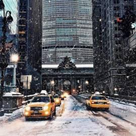 История одного таксиста из Нью-Йорка