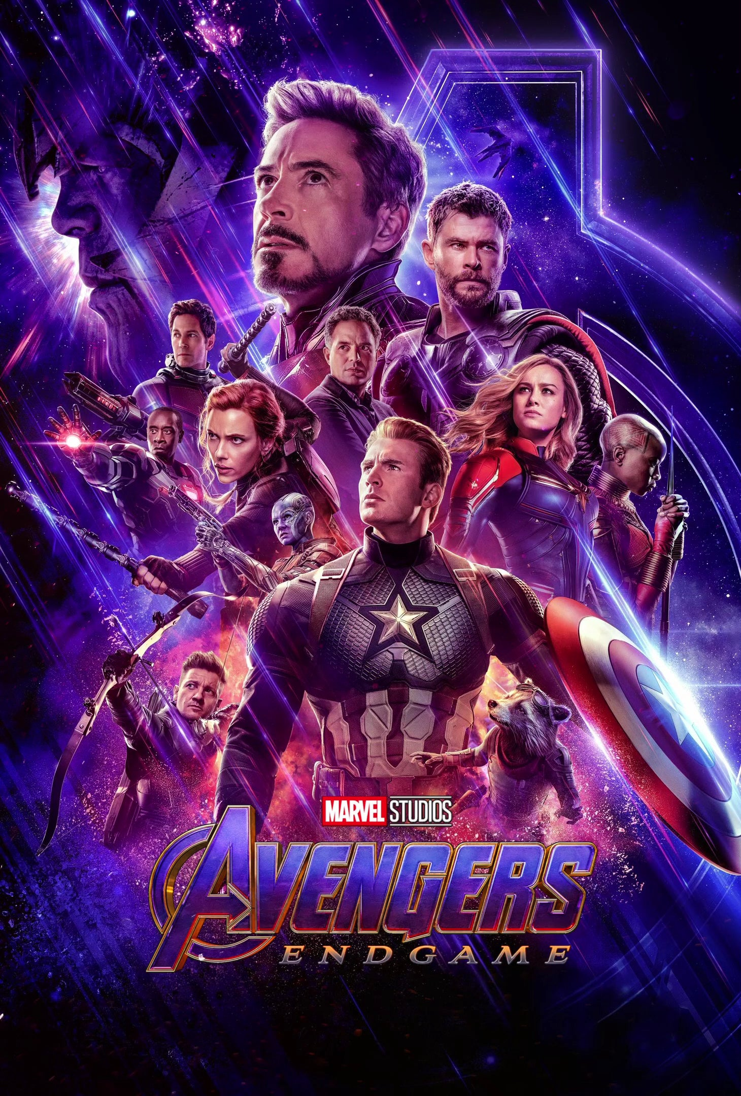 Мстители 4: Финал (2019)