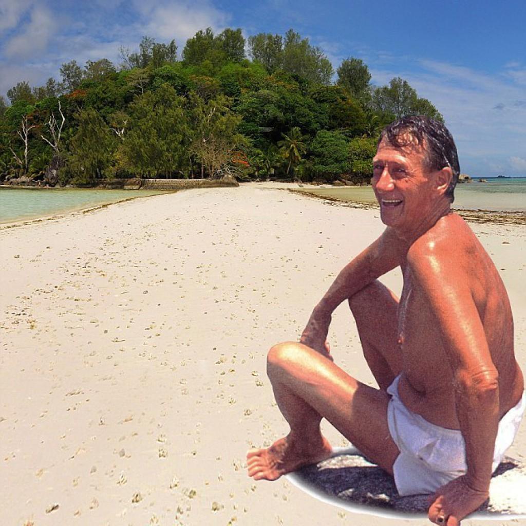 Человек, купивший остров и сделавший собственный рай