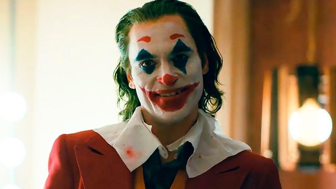 Трейлер #2: Джокер (2019)