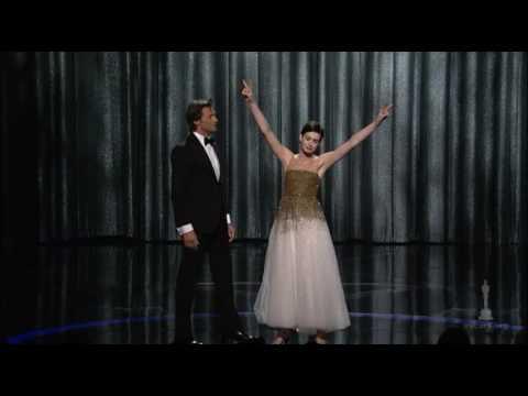 Хью Джекман был ведущим Оскар 2009