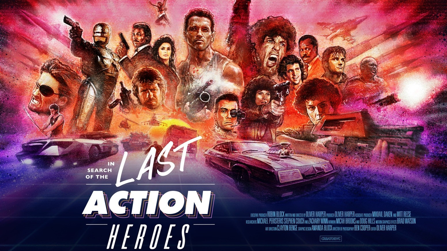 Last Action Heroes