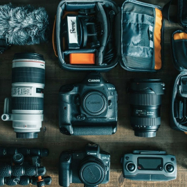 Peter McKinnon: What's in my CAMERA BAG 2019?!