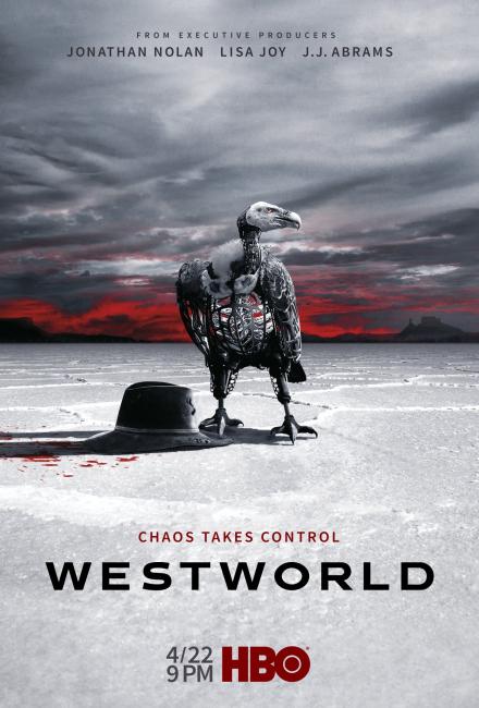 Мир дикого запада (2016)