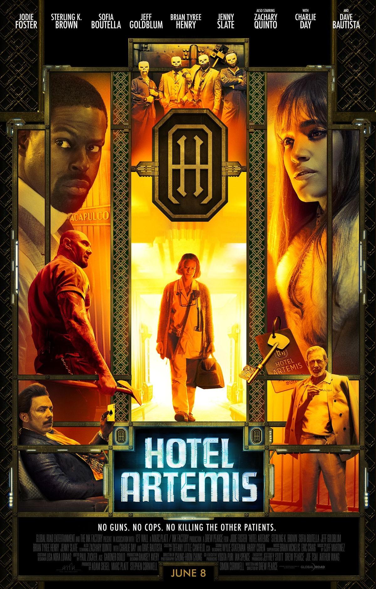 Отель Артемида (2018)