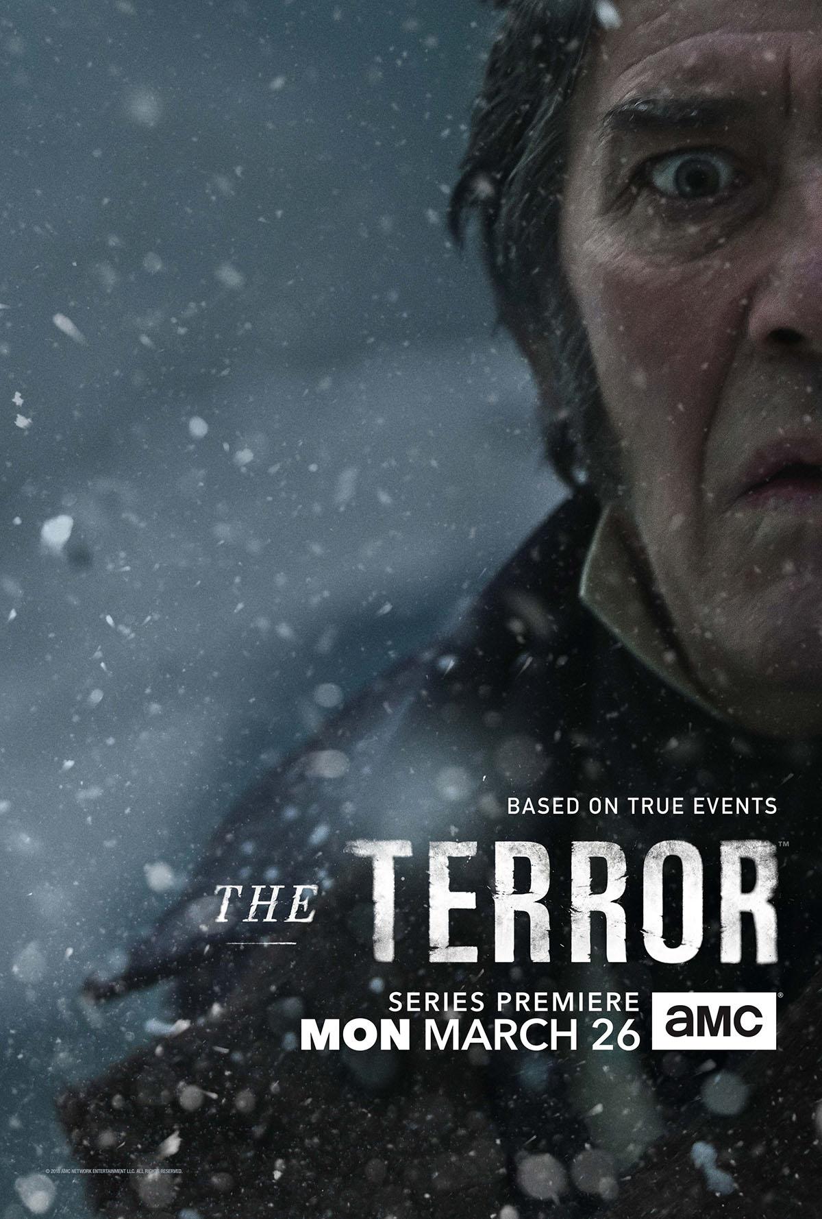 Сериал: Террор (2018)