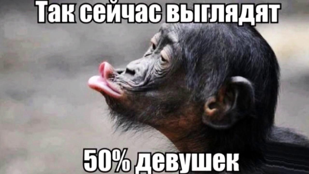 Так сейчас выглядят 50% девушек