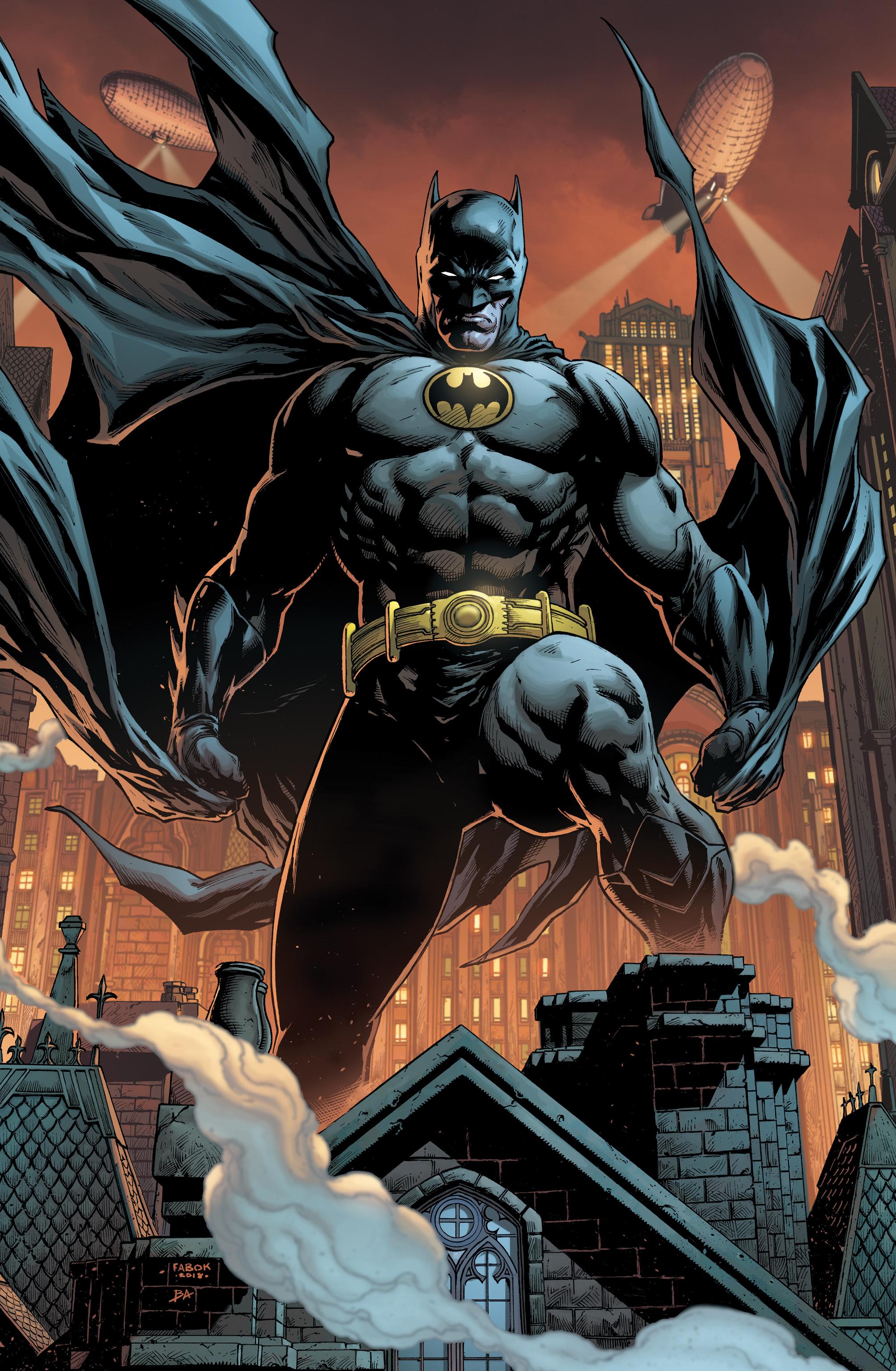 Как стать Бэтменом: Знания, Тренировки, Деньги, Экипировка