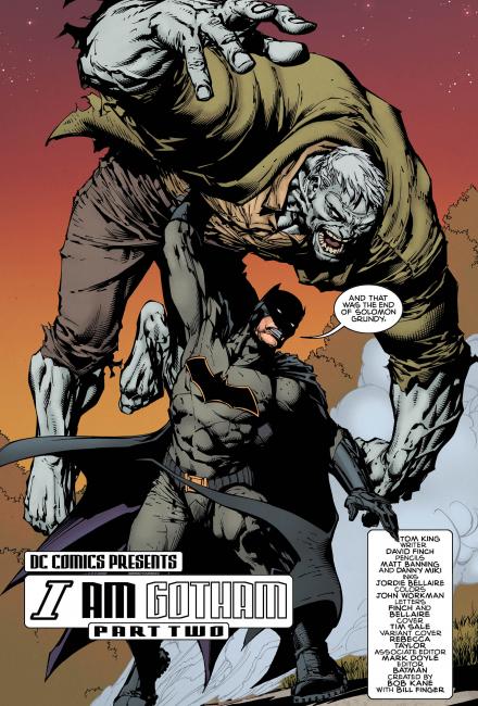 Насколько силён Бэтмен?