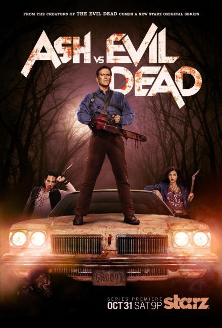 Эш против зловещих мертвецов (2015)