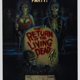 Возвращение живых мертвецов (1984)