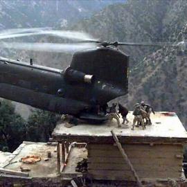 Крутой пилот вертолёта