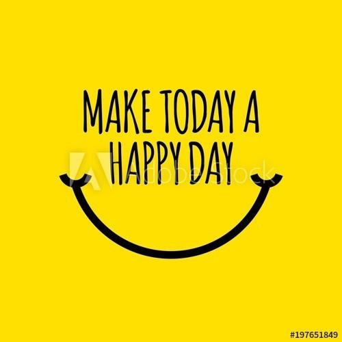 Счастливый день #1: День, когда жизнь не была ко мне задом