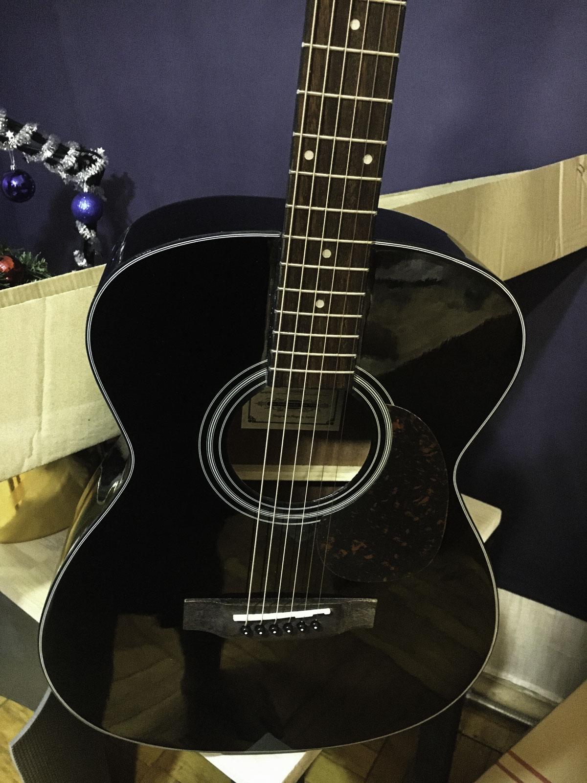 Счастливый день #2: Покупка гитары