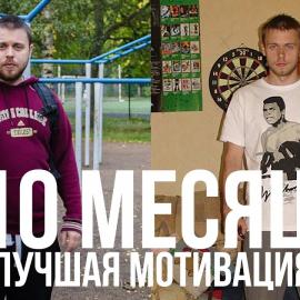 ⚡️ Итоги месяца тренировок #10