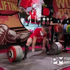 Юрий Белкин – сверхчеловек, который поднимает 440 кг