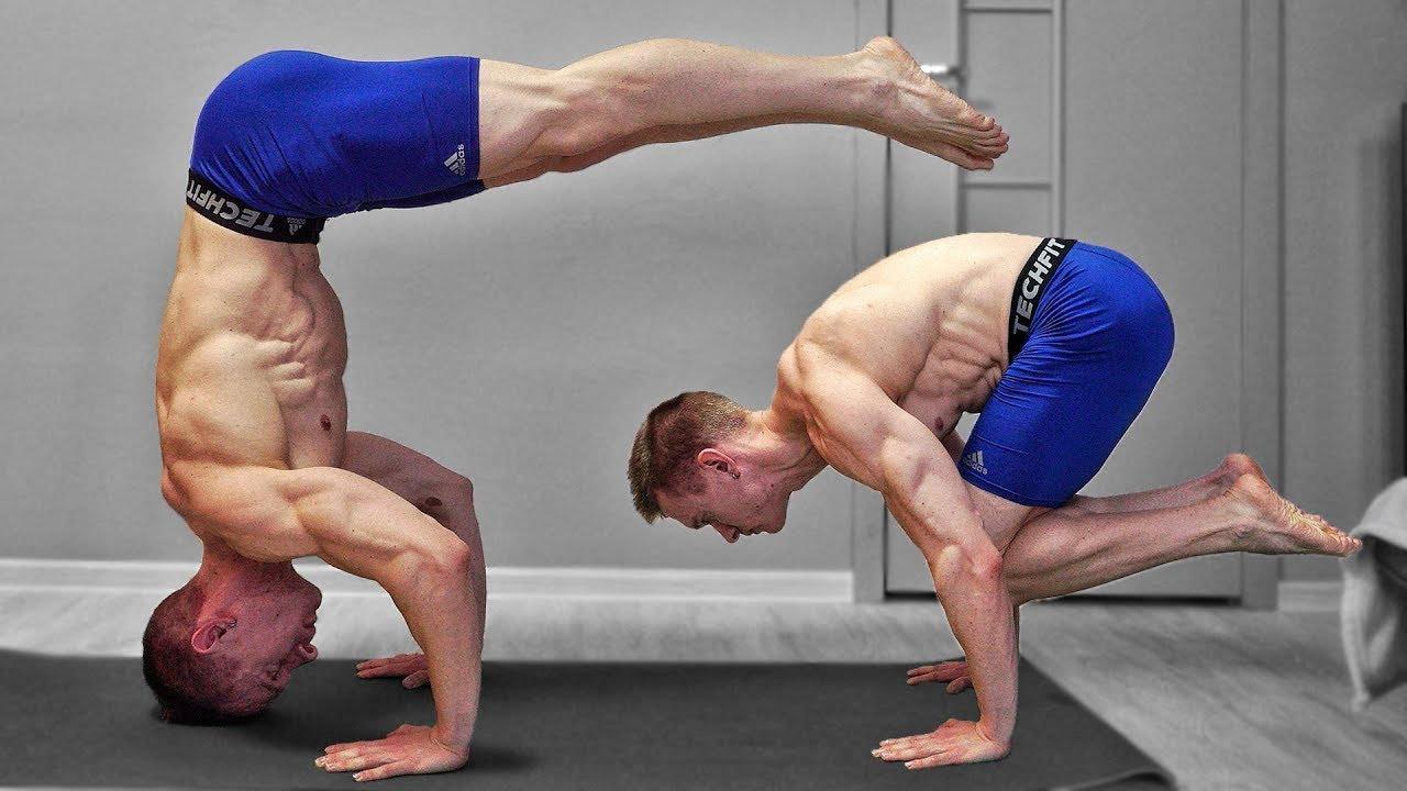 Гимнастика после долгих лет качалки