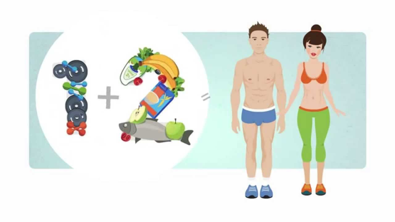 Как правильно похудеть и набрать мышечную массу