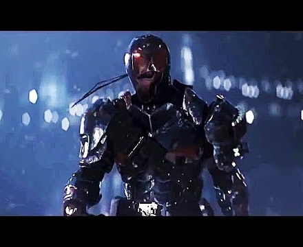 Batman vs Deathstroke Fight. Batman: Arkham Origins